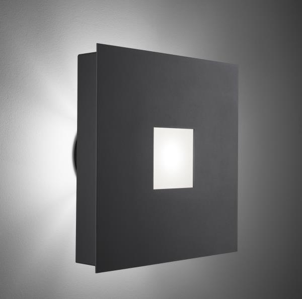 Arcadia Exterior - Square Luminous Window AEW9916