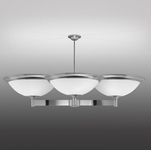 London (4) Bowl Chandelier AIP8576