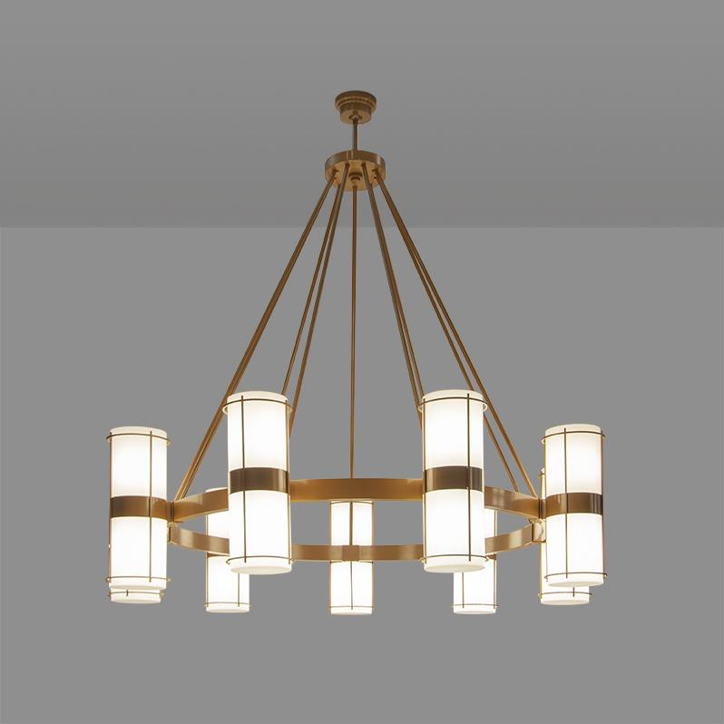 Capability - Traditional Chandelier