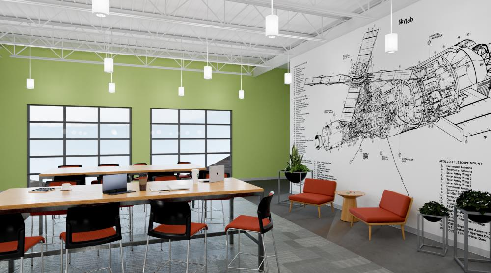 Vallejo 4 - Open Office Concept