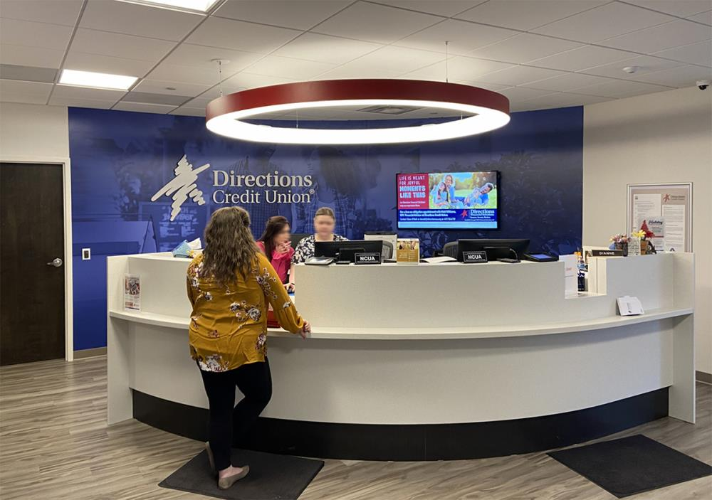 Novato Ring - Directions Credit Union