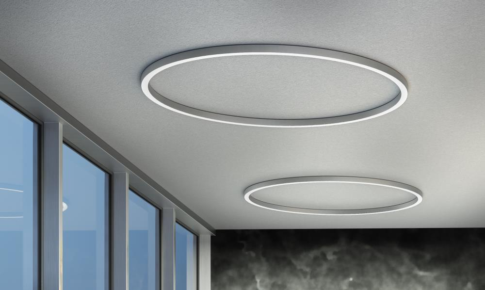 Zynn Ring Surface Mount - Ceiling Concept