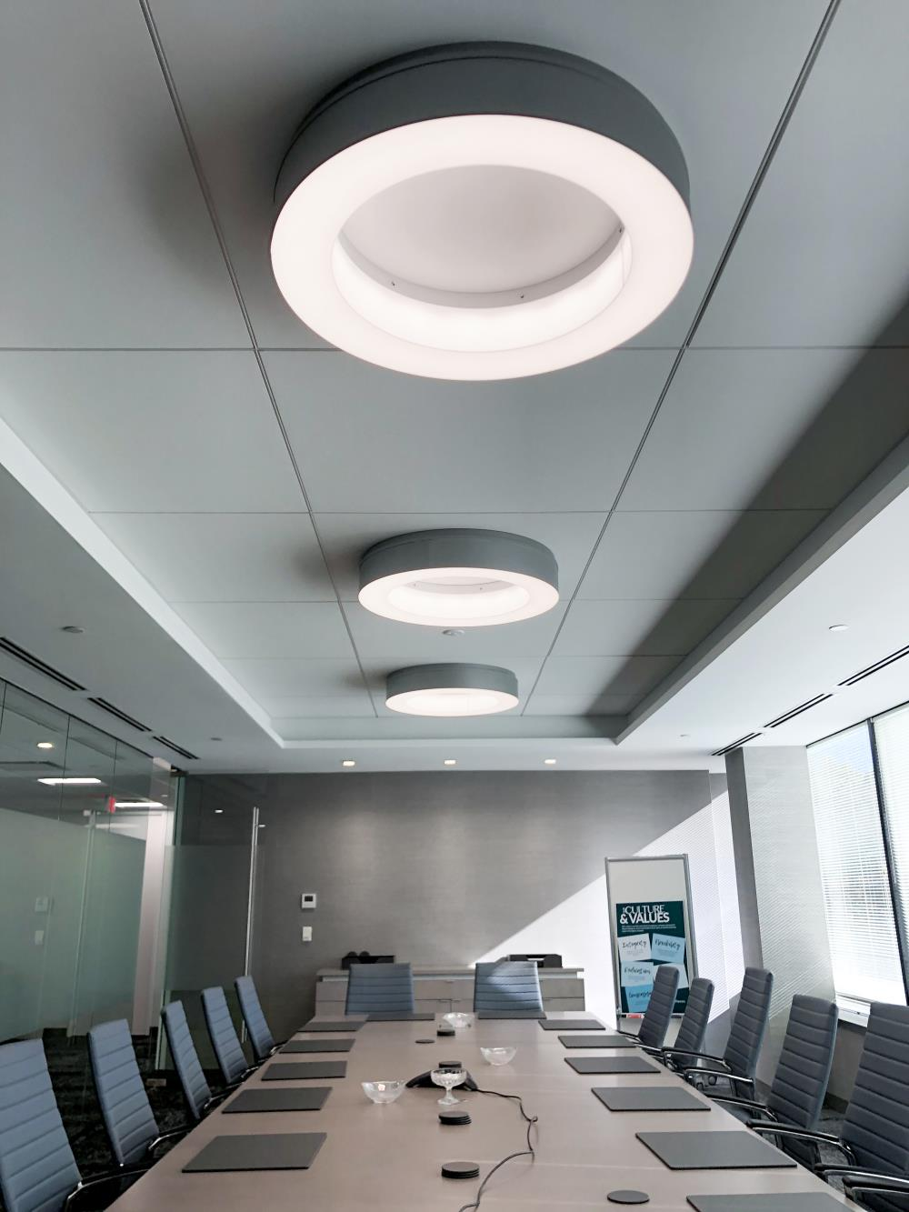 Novato Ring Ceiling - Health Plan Inc.