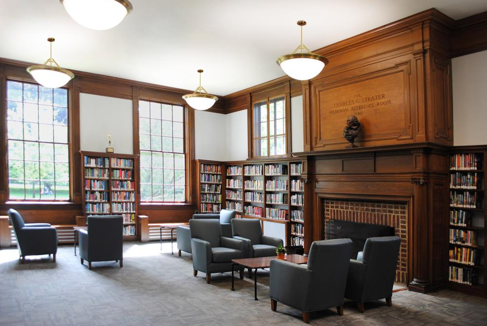 London - Rye Free Reading Room