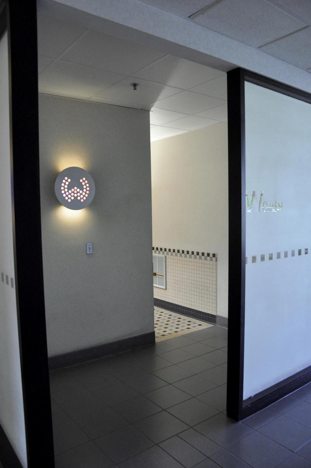 Marbles - SPI Lighting Restrooms