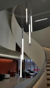 "Pavo 2"" - Stairwell Configuration"
